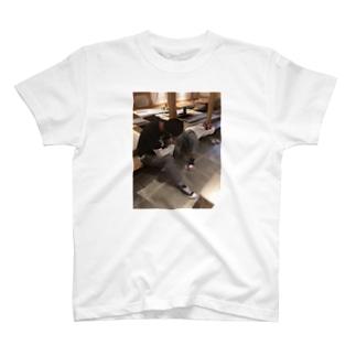YOPPARAI T-shirts