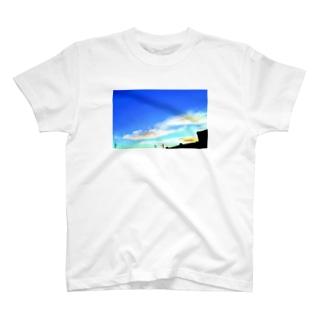 鳳凰と双龍 T-shirts