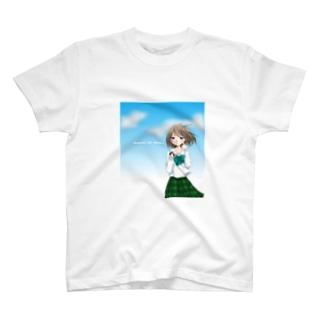 JKとおにぎりA T-shirts