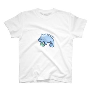 ぼくマナティー T-shirts