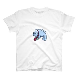 パパマナティー T-shirts