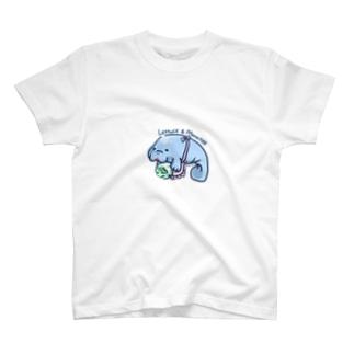 マママナティー T-shirts