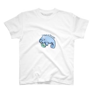 ばぶマナティー T-shirts