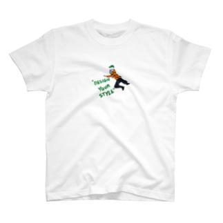 Do more parkour!! T-shirts