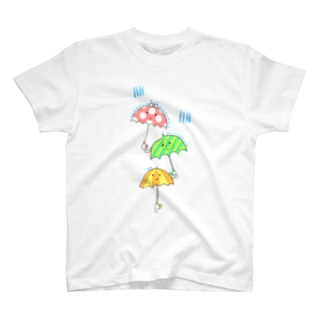 濡れたくない濡れたくない濡れたくない T-shirts