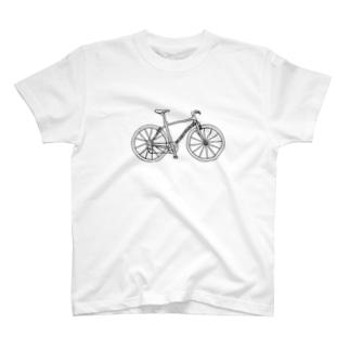 ジテンシャ T-shirts