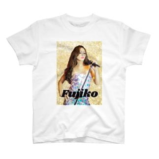 キラキラFujikoGoods T-shirts