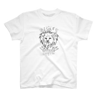 Children's Art / ライオン T-shirts