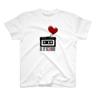Compact Cassette / Old School T-shirts