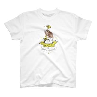 Children's Art / 鷲 T-shirts