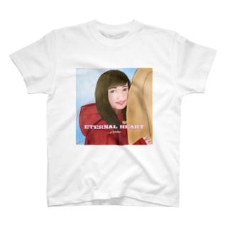 ETERNAL HEART T-shirts