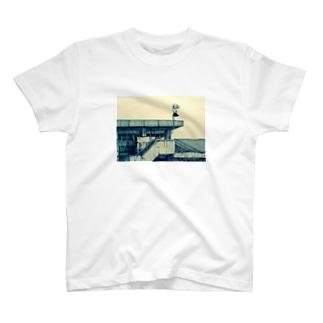 風強い T-shirts