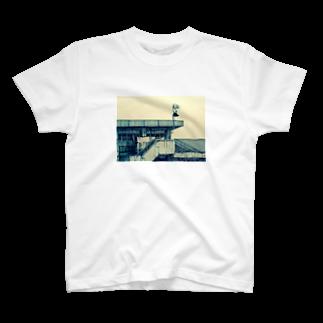どせいのわっかの風強い T-shirts