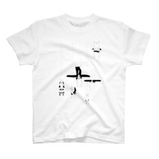 フライングdogTシャツ T-shirts