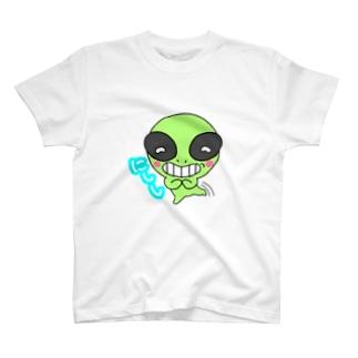 宇宙人コケ T-shirts