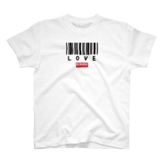 LOVE -1- T-shirts