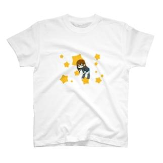 妹子ちゃん T-shirts