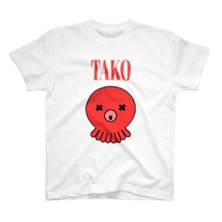 TAKO T-shirts