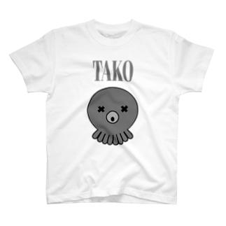 TAKO comic ver. T-shirts