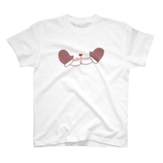 にこいちミトン T-shirts