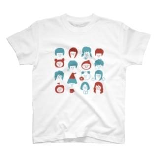 ナチュラルカラーもんた T-shirts