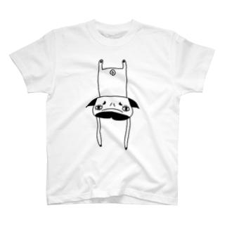 フライングPUGPUG T-shirts