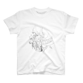言葉にできるのなら T-shirts