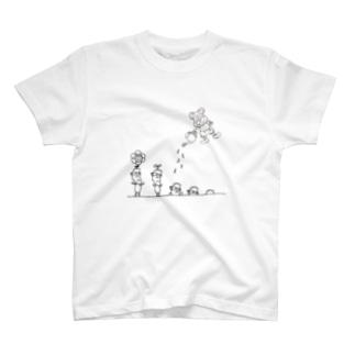 いわさわくん T-shirts