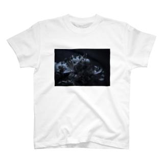 蒼花 T-shirts
