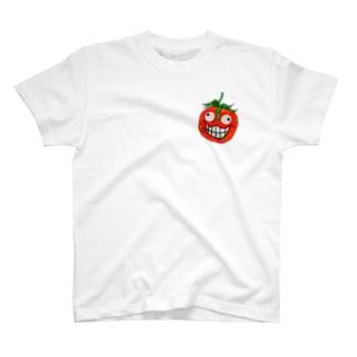 ぼくが考えたトマトジュース T-shirts