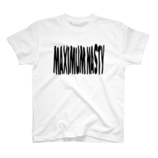 maximum nasty T-shirts