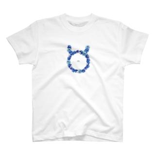 星花牡牛座 T-shirts