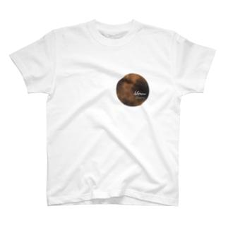 hibineco/hibinecocco(サビ柄) T-shirts