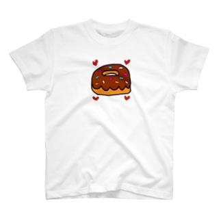 CHOCOバッジ T-shirts