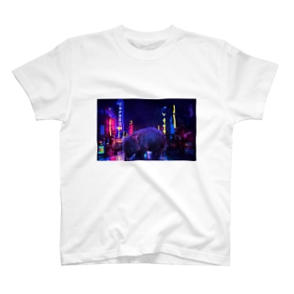 ウォンバット T-shirts