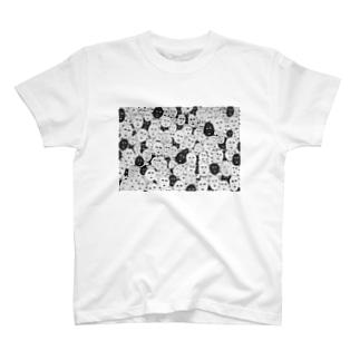 masks T-shirts