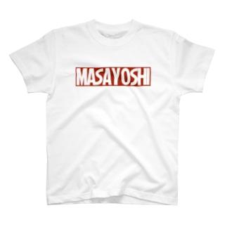 まさよしグッズ T-shirts