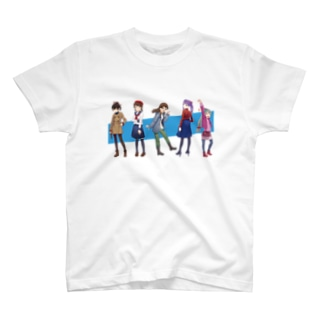 super water girls! T-shirts