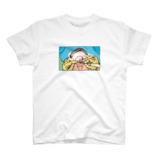 「Dentist」表裏 T-shirts