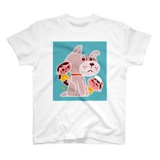 PLAYGROUND T-shirts