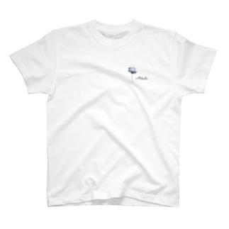 よぴのあとかた、 T-shirts