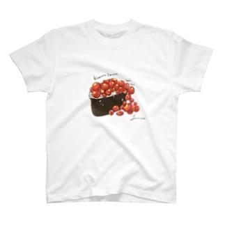 こぼれいくら T-shirts
