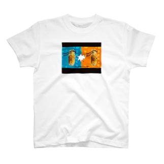 もろこCM T-shirts