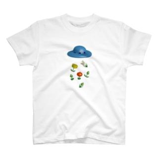 オハナミューティレーション T-shirts