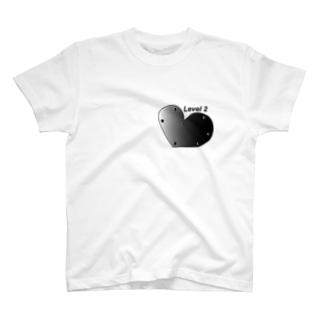 強い心レベル2 T-shirts