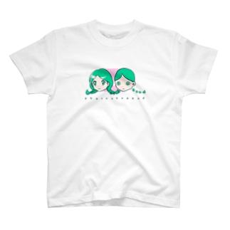 もりもり加工厨 T-shirts
