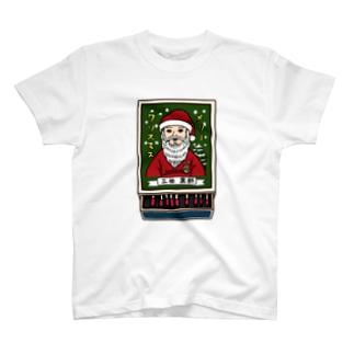 クリスマス限定マッチ箱 T-shirts