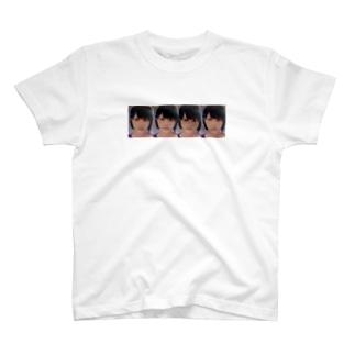 れなの証明写真Tシャツ T-shirts