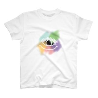 こころの目 T-shirts