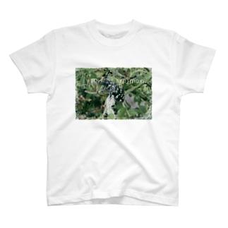 紙切れぬ人 T-shirts